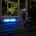 Coffeeshop Extreme - Amsterdam by Arie Intveld