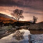 River Etive  by David Mould