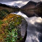 Glencoe, Glen Etive and Rannoch Moor by David Mould