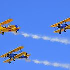 Stearman X3 by R. Mike Jacobson