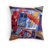 The Wall 2 Throw Pillow