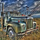 Old Mack by pdsfotoart