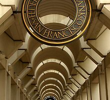 Federal Reserve Bank in San Francisco, by Sebastian Warnes