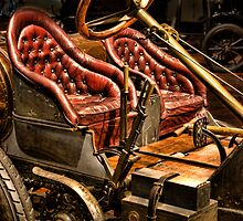 Old Leather by Chintsala