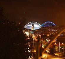 Qwest Field, Seattle, WA by Joey James