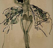 fairy x-ray (recline) by Fache Desrochers