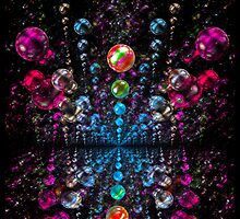 Cosmic Bubbles by Brian Kenney