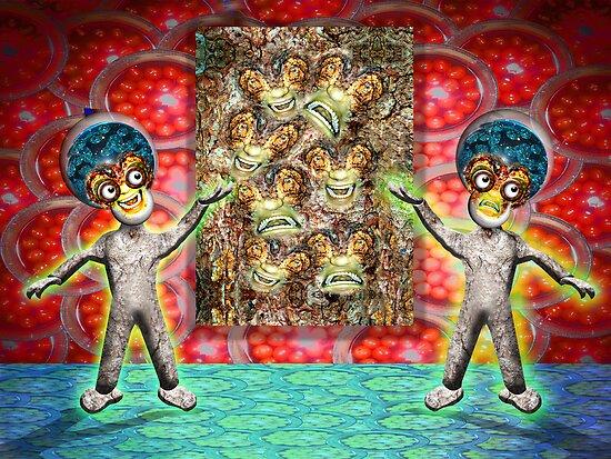 The Art Critics by GolemAura