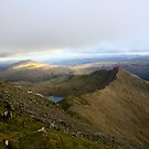 snowdonia mountain ranges 2 by photogenic