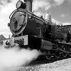 "3016 - ""Blowing Steam"" by Paul Dean"