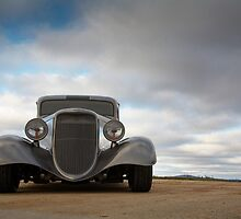 '33 Ford - RAWR by Tony Rabbitte