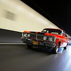 XYGT Ford Falcon - MILER by Tony Rabbitte