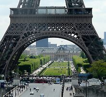 Paris Landmark by NancyR