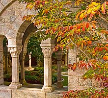 Cloisters. Bryn Athyn, Pennsylvania by vadim19