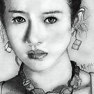 zhang ziyi by apam