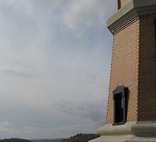 View from Split Rock Light house - Minnesota by loralea