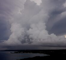 Typhoon Season by Varinia   - Globalphotos