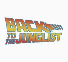 Back to the Junglist Kids Clothes