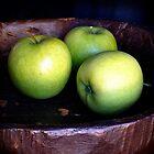 All my apples in one basket by Talisencat
