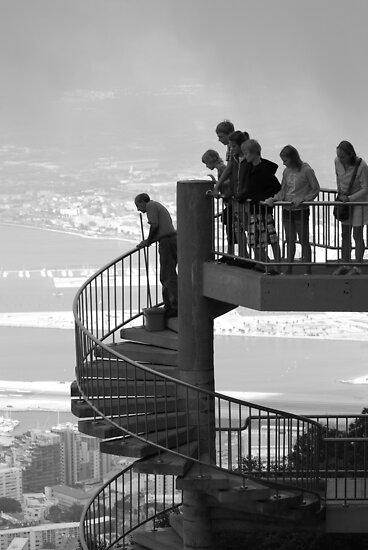 Long Way Down by Tony Hadfield