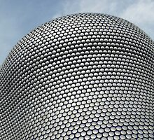 The Bull Ring - Birmingham by kingfisher