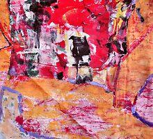 Small bushfire by Richard  Tuvey
