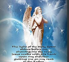 THE LIGHT OF THE HOLY SPIRIT by Sally Omar
