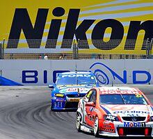 Toll V8 Supercar, Surfers Paradise by Darren Greenwell