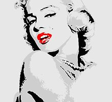 Marilyn Monroe  by trev4000