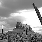Lindisfarne Castle by Robert Nicholson