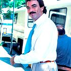 Tom Selleck by Jonathan  Green