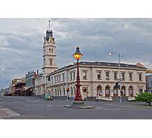 Ballarat 6:30 Photographic Print