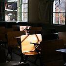Classroom In 1906  by kkphoto1