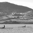 Lake Jindabyne  by Nick GARRATT