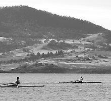 Lake Jindabyne  by Nick GARRATT