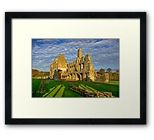 The Old Rectory Framed Print