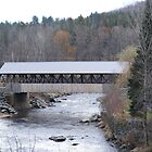 Lancaster NH covered bridge by JBTHEMILKER