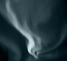 Auroras without Color by peaceofthenorth