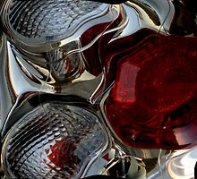 Textured Tail Light 4 by TeAnne