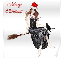 Yule Witch Poster