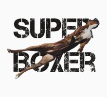 Super Boxer! by boxerportraits
