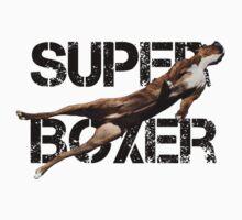 Super Boxer! by boxerportraits
