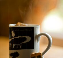 A Hot Cuppa by Kamalpreet S. Sawhney