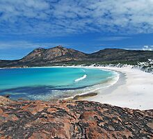 Thistle Cove, Cape Le Grand National Park, Western Australia by Adrian Paul