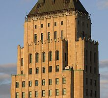 Price bulding - Quebec City by chrisfx