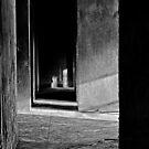 through a door darkly by marcwellman2000