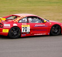 Ferrari F355 by Willie Jackson