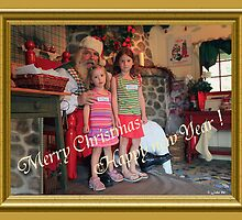 Merry Christmas  Happy new Year  by John44