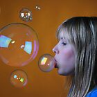 blow me a bubble by Emma  Smith