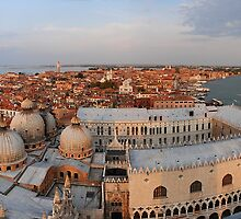 Venice panorama  East by andreisky